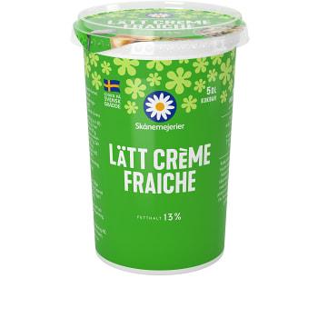 Crème fraiche Lätt 15% 5dl Skånemejerier