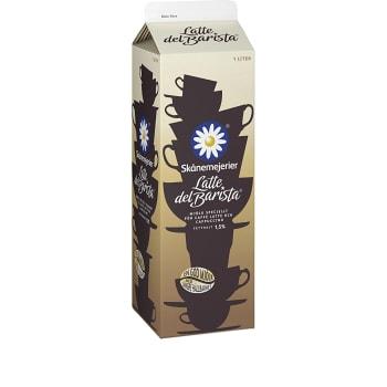 Latte del Barista 1,5% 1l Skånemejerier