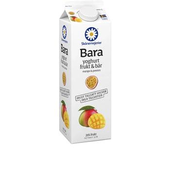 Yoghurt Frukt & Bär Mango Passion 1kg Skånemejerier