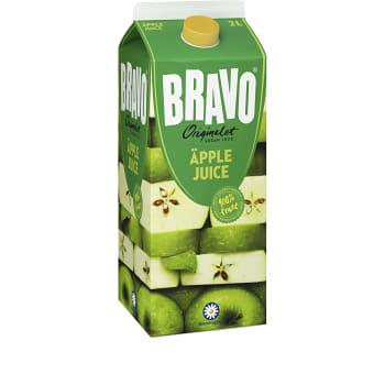 Äpplejuice 2l Bravo