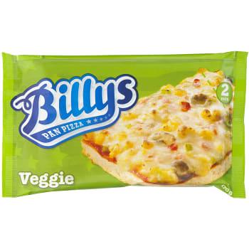 Panpizza Veggie Fryst 170g Billys