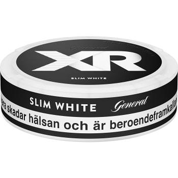 X-Rge Slim White Portionssnus 16,8g General