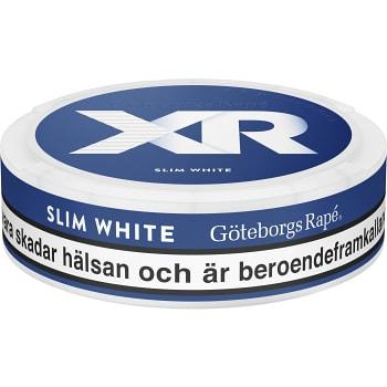X-Rge White Portionssnus 16,8g 1-p Göteborgs Rapé