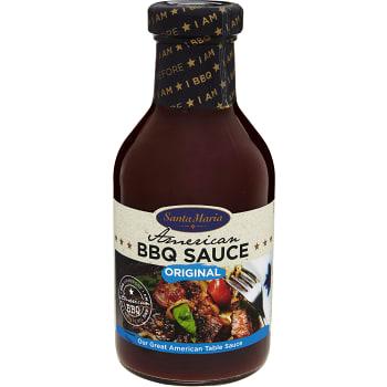 BBQ Sauce Original 470g Santa Maria