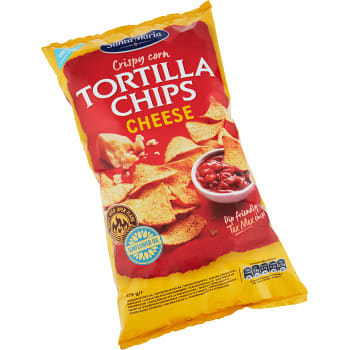 Tortilla Chips Cheese 475g Santa Maria