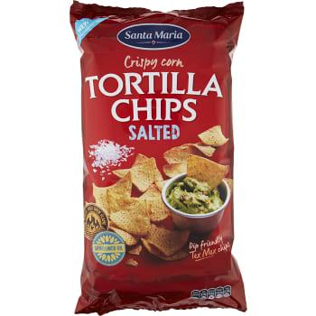Tortilla Chips Salted 475g Santa Maria