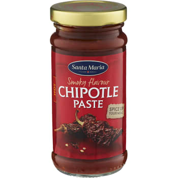 Chipotle pasta Hot 130g Santa Maria