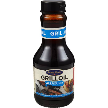 BBQ Grilloil Allround 270g Santa Maria