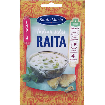 Indian spices Raita 8g Santa Maria