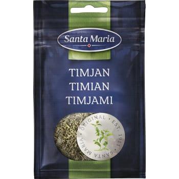 Krydda Timjan påse 9g Santa Maria