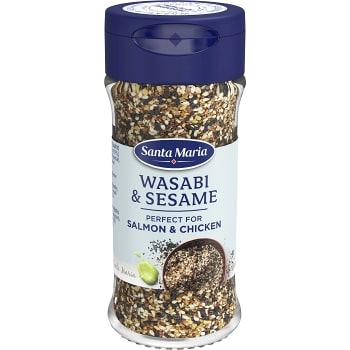 Wasabi & Sesam 44g Santa Maria