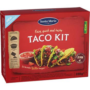Taco Dinner kit 288g Santa Maria