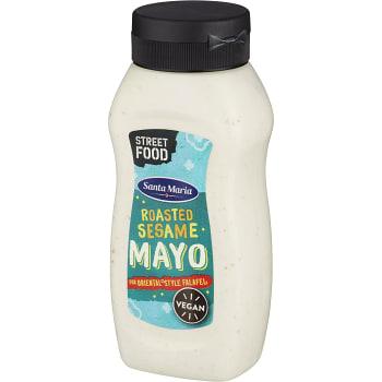 Sås Roasted sesame mayo Vegansk 180g Santa Maria