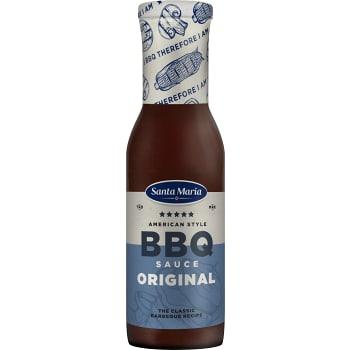 BBQ Sauce Original 355g Santa Maria