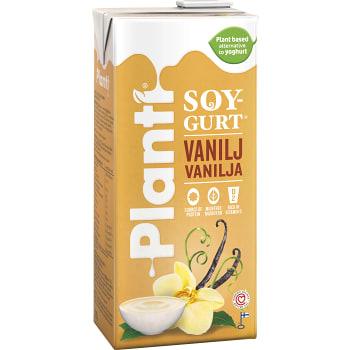 Soygurt Laktosfri Vanilj 750ml Planti