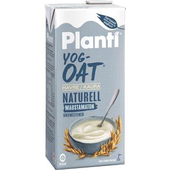 YogOat Naturell 750ml Planti