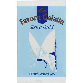 Gelatinblad Favorit 10-p Favorit