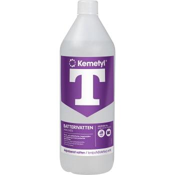 Batterivatten T-Vatten 1l Kemetyl