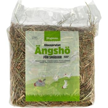 Ängshö för smådjur 10l Dogman