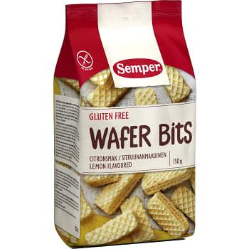 Wafer bits Lemon Glutenfri 150g Semper
