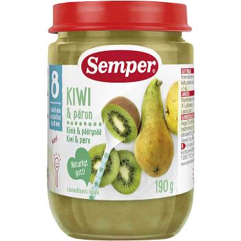 Päron & kiwi Från 8m 190g Semper