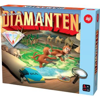 Spel Den försvunna Diamanten Alga