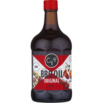 BBQ olja Original 500ml Caj P
