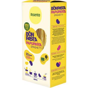 Bönpasta Spaghetti Ekologisk 200g Risenta