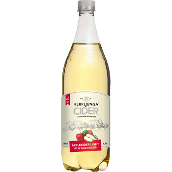 Äppelcider Original Light 1l Herrljunga