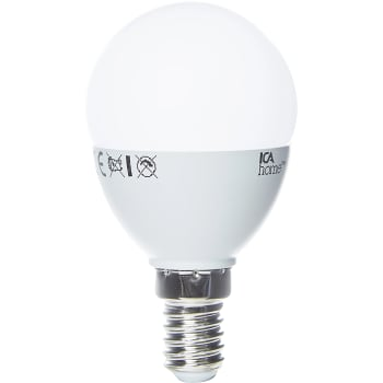 LED-lampa E14 2W 6-p ICA Home