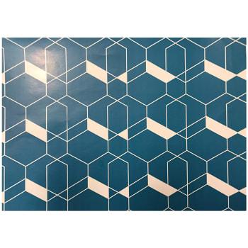 Presentpapper Hexagon 0,7x2m ICA