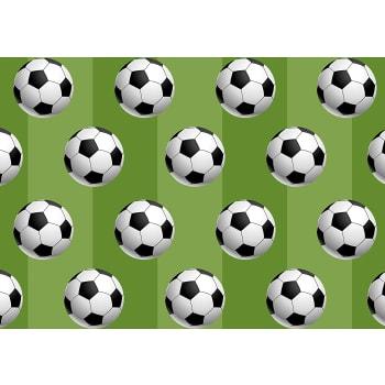 Presentpapper Fotboll 0,7x2mICA