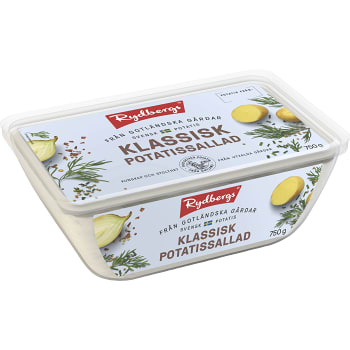 Potatissallad Gourmet 750g Rydbergs