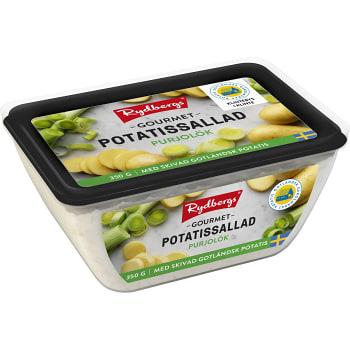 Potatissallad Gourmet Purjolök 350g Rydbergs