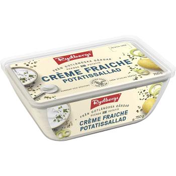Potatissallad Gourmet Crème fraiche 750g Rydbergs