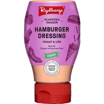 Hamburgerdressing 250ml Rydbergs