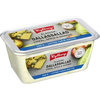 Dallassallad med Vitkål äpple & ananas 200g Rydbergs