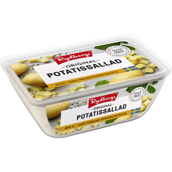 Potatissallad original 800g Rydbergs