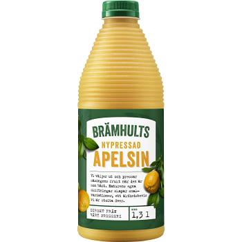 Juice Nypressad Apelsin 1,3l Brämhults