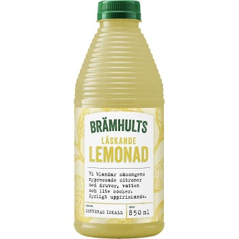 Lemonad 850ml Brämhults