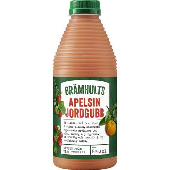 Juice Apelsin & jordgubb 850ml Brämhults