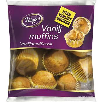 Vaniljmuffins 200g Hägges