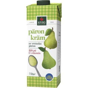 Päronkräm 1l Kiviks