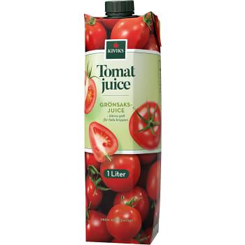 Tomatjuice 1l  Kiviks