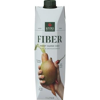 Frukt- och grönsaksdryck Fiber Morot Mango Chili 1l Kiviks Musteri
