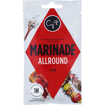 Marinad Allround  65ml Caj P