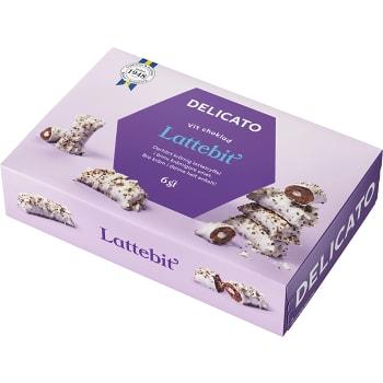 Lattebit glutenfri 6-p 180g Delicato