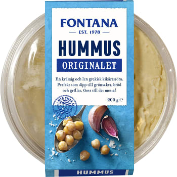 Hummus Original 200g Fontana