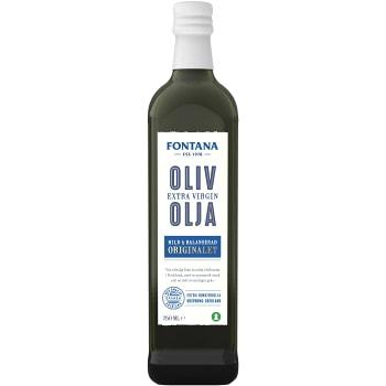 Extra virgin Olivolja 750ml Fontana