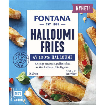Halloumi Fries 180g Fontana